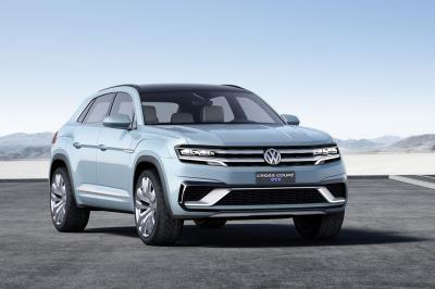 Volkswagen Concept Cross Coupé GTE (Detroit 2015)