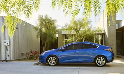 Chevrolet Volt 2 2015 (officiel)