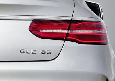 Mercedes GLE 63 AMG S Coupé (Detroit 2015)