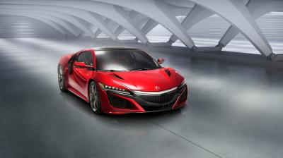 Honda NSX 2016 (officiel)
