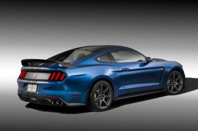 Ford Mustang Shelby GT350R 2015 (officiel)