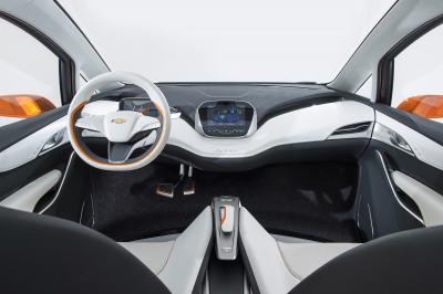 Chevrolet Bolt EV Concept 2015 (officiel)