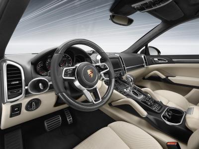 Porche Cayenne Turbo S