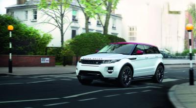Land Rover Range Rover Evoque British Edition 2