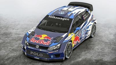 Volkswagen Polo WRC 2015