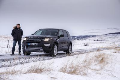 Land Rover Discovery Sport (Essai 2015)