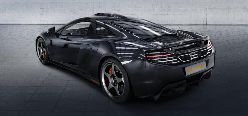 McLaren 650S LeMans 2015 (officiel)