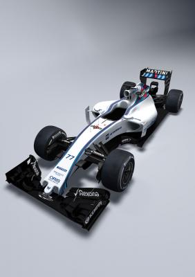 Williams Mercedes FW37