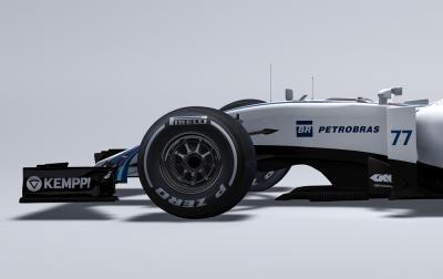 Williams Mercedes FW37