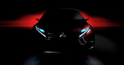 Mitsubishi concept plug-in hybride 2015 (officiel)