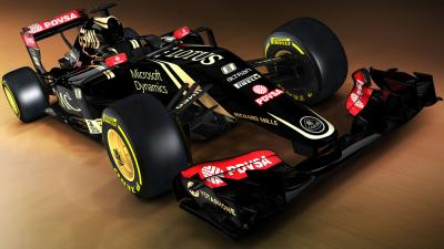 Lotus Mercedes E23 (officiel)