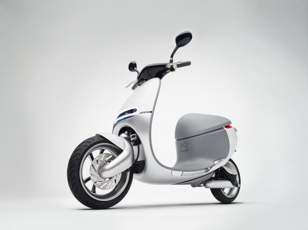 Gogoro Smartscooter : l'avenir du scooter électrique ?
