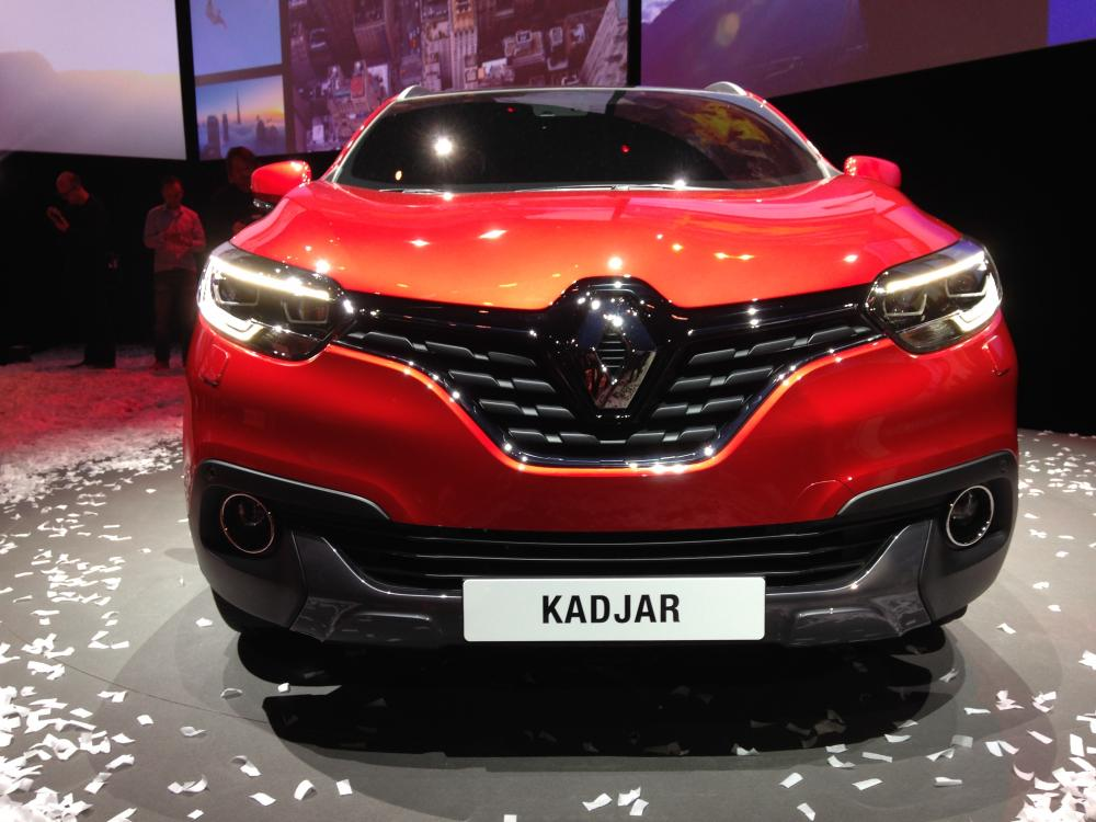 albums photos renault kadjar. Black Bedroom Furniture Sets. Home Design Ideas
