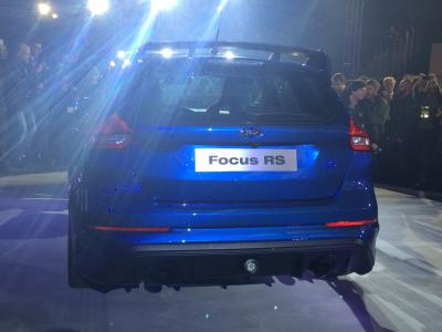 Ford Focus RS (2015 - Reveal)