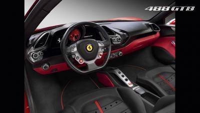 Ferrari 488 GTB (Reveal - 2015)