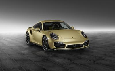 Porsche 911 Turbo Aerokit 2015 (officiel)