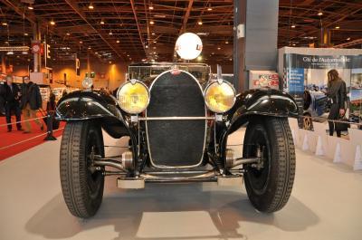 Les 3 Bugatti type 41 Royale