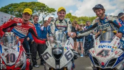 TT de l'Île de Man 2015 : Michael Dunlop choisit la Yamaha R1