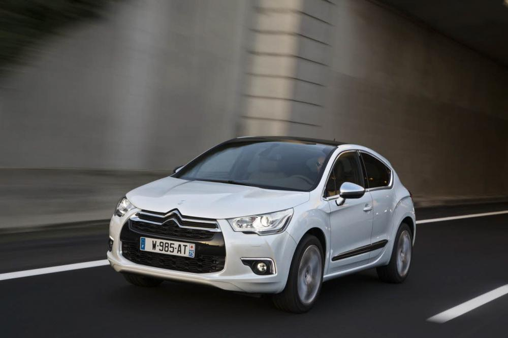Citroën DS4 2015 (officiel)