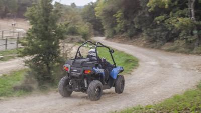 Essai Polaris ACE 570