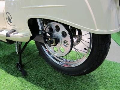 Govecs Schwalble : le scooter électrique rétro pour bientôt