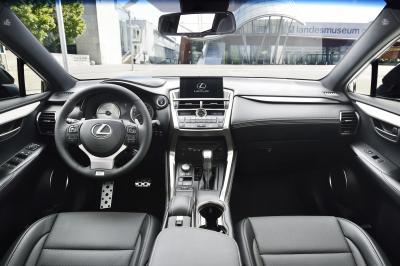 Lexus NX300h (Essai - 2014)
