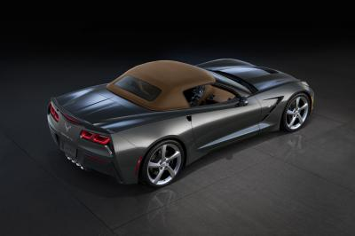 Chevrolet Corvette C7 Stingray cabriolet 2014 (essai)