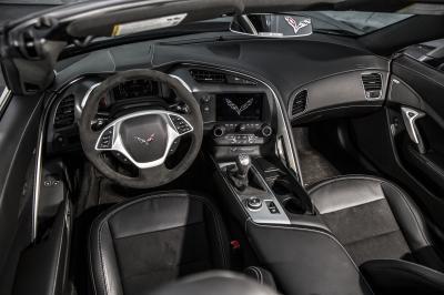 Chevrolet Corvette C7 Stingray cabriolet 2014 (essai)