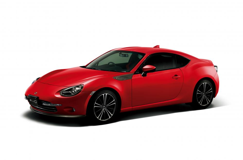 Toyota GT86 Style Cb (2015)