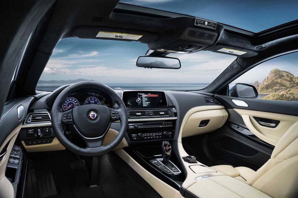 Alpina B6 xDrive Gran Coupé