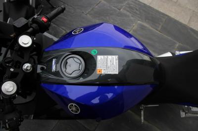 Essai Yamaha YZF-125R 2014