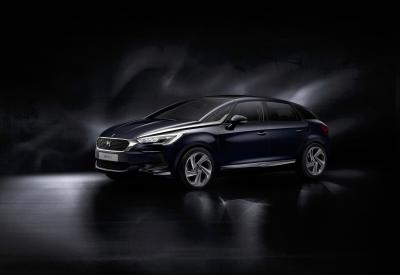 DS 5 restylée 2015 (officiel)