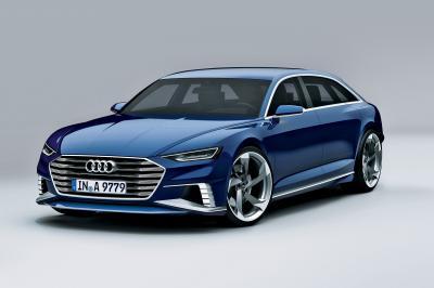 Audi Prologue Avant concept 2015 (officiel)