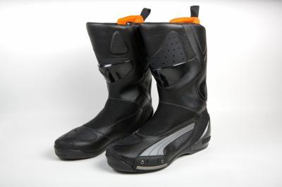 Nouvelles Puma 500 GTX : bottes touring Goretex