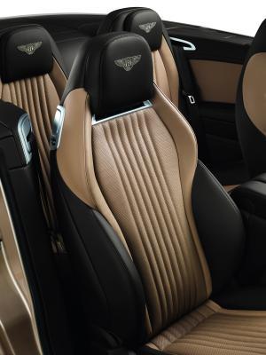 Bentley Continental GT 2015 (officiel)