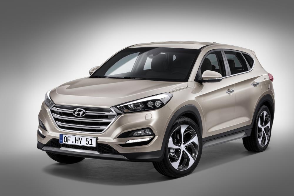 Hyundai Tucson 2015 (officiel)