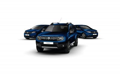 Dacia Duster série limitée Anniversaire 2015 (officiel)