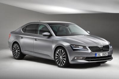 Skoda Superb 2015 (officiel)