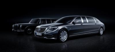 Mercedes-Maybach Pullman Classe S 2015 (officiel)
