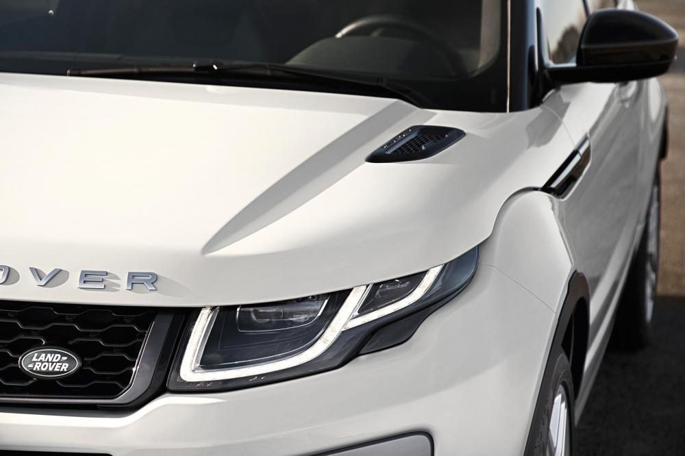 Range Rover Evoque restylé 2015 (officiel)