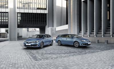 Toyota Auris restylée 2015 (officiel)