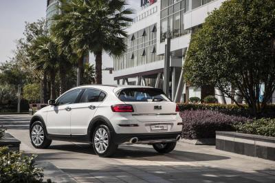 Qoros 3 City SUV 2015 (officiel)