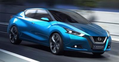 Nissan Lannia Concept (officiel)