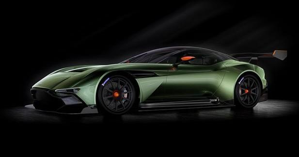 Aston Martin Vulcan 2015 (officiel)