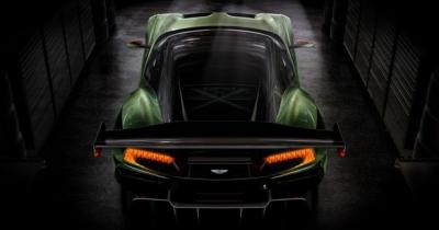 Aston Martin Vulcan 2015 (officiel)