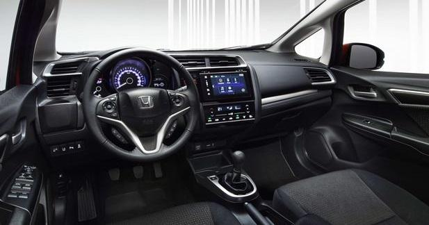 Honda Jazz 2015 (officiel)