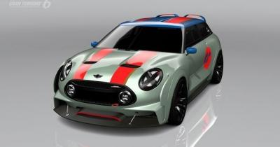 Mini Clubman Vision GT (officiel)