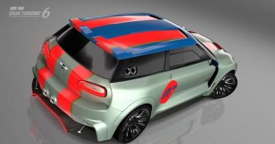 Mini Clubman Vision GT (officiel)