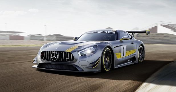 Mercedes-AMG GT3 (officiel)