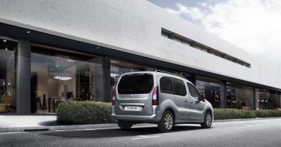 Peugeot Partner Tepee 2015 (officiel)